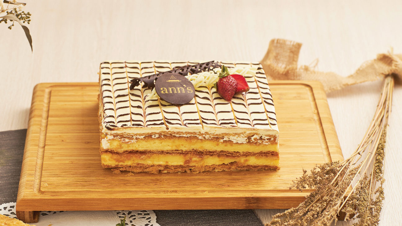 Cheese Mille Feuille (CMF)